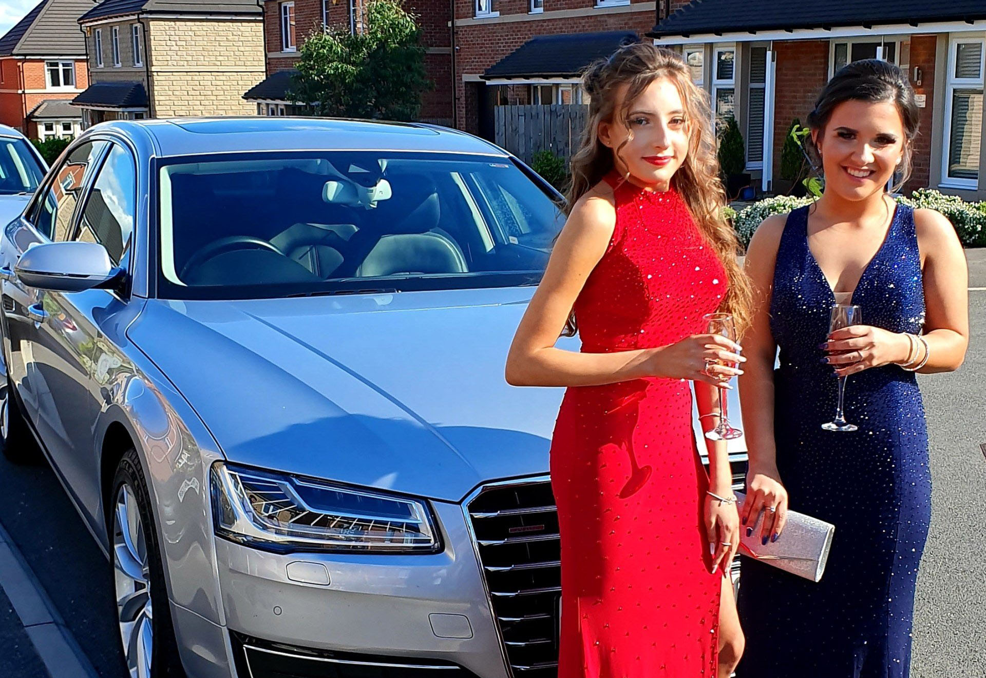 Chauffeur services Wakefield   Formal Event